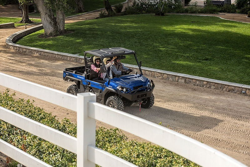 2019 Kawasaki Mule PRO-FXR in Hollister, California - Photo 9
