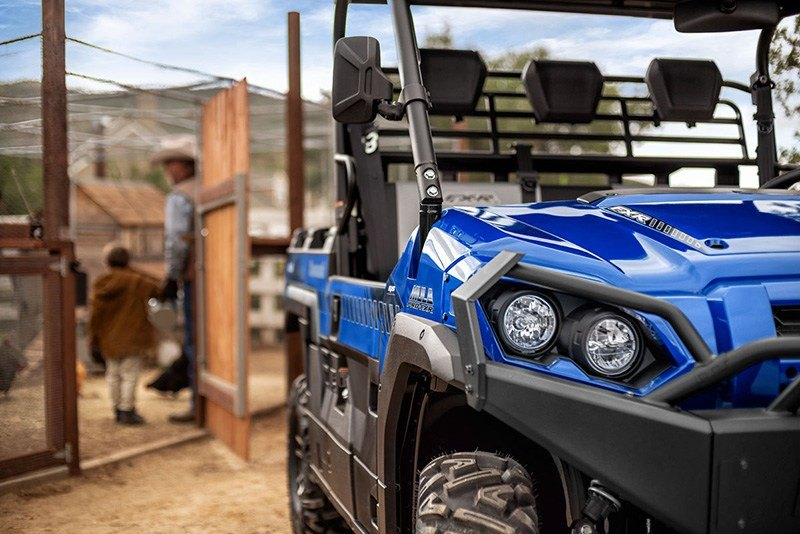 2019 Kawasaki Mule PRO-FXR in Oak Creek, Wisconsin - Photo 10