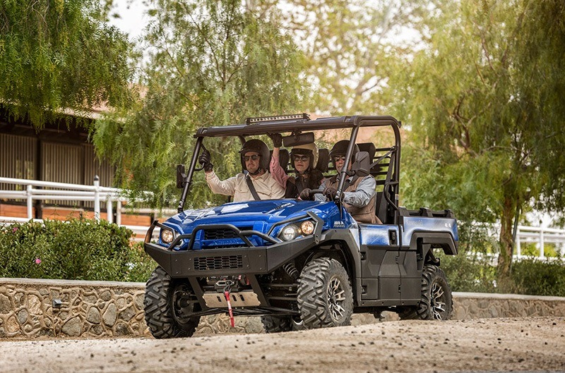 2019 Kawasaki Mule PRO-FXR in Howell, Michigan