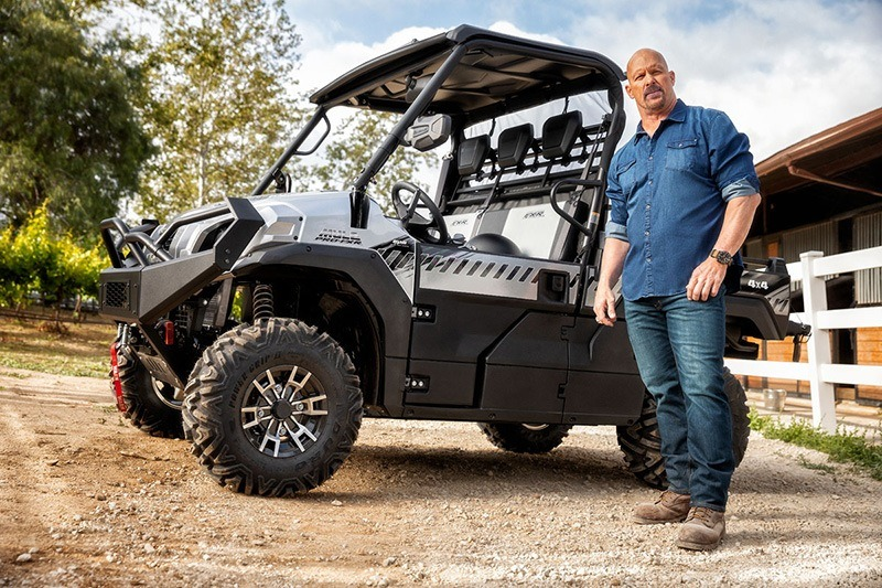 2019 Kawasaki Mule PRO-FXR in Sacramento, California - Photo 4