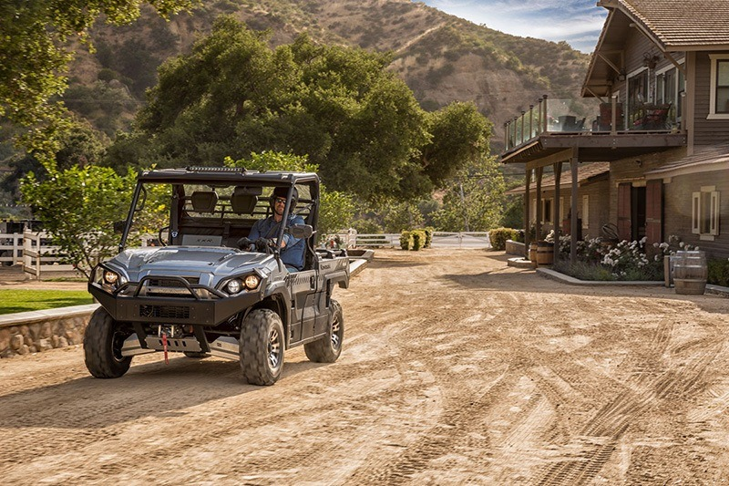 2019 Kawasaki Mule PRO-FXR in Junction City, Kansas