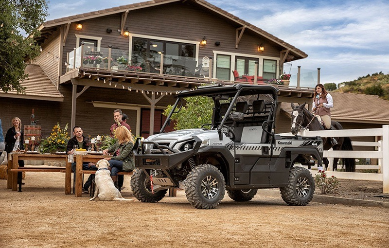 2019 Kawasaki Mule PRO-FXR in Dimondale, Michigan