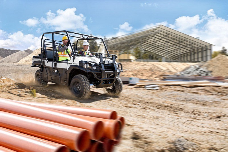 2019 Kawasaki Mule PRO-FXT EPS in Wilkes Barre, Pennsylvania - Photo 4