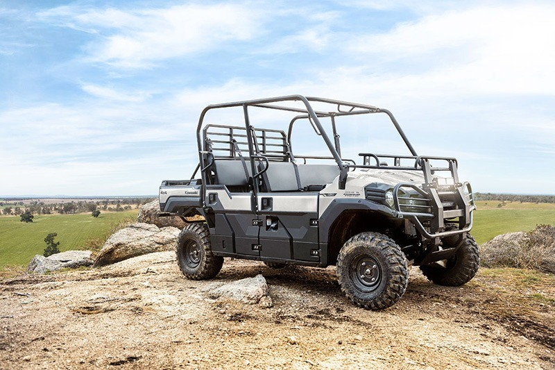 2019 Kawasaki Mule PRO-FXT EPS in Hickory, North Carolina