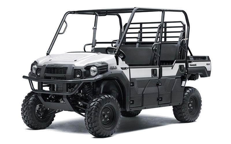 2019 Kawasaki Mule PRO-FXT EPS in Mount Vernon, Ohio - Photo 3