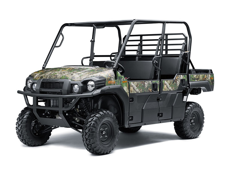 2019 Kawasaki Mule PRO-FXT EPS Camo in Franklin, Ohio