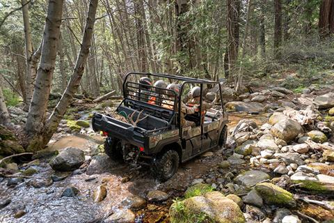 2019 Kawasaki Mule PRO-FXT EPS Camo in Gaylord, Michigan - Photo 4