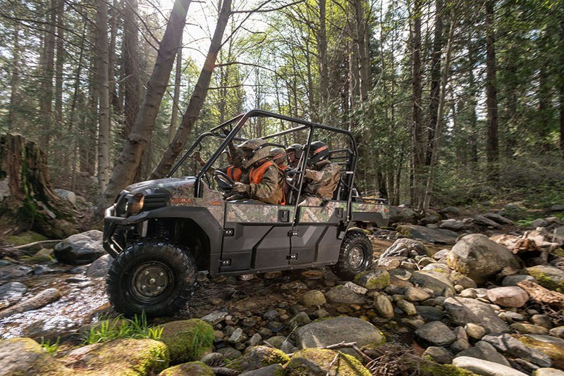 2019 Kawasaki Mule PRO-FXT EPS Camo in Gaylord, Michigan - Photo 5