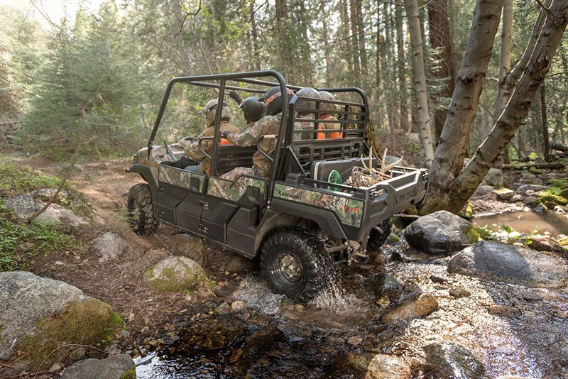 2019 Kawasaki Mule PRO-FXT EPS Camo in Johnson City, Tennessee - Photo 6