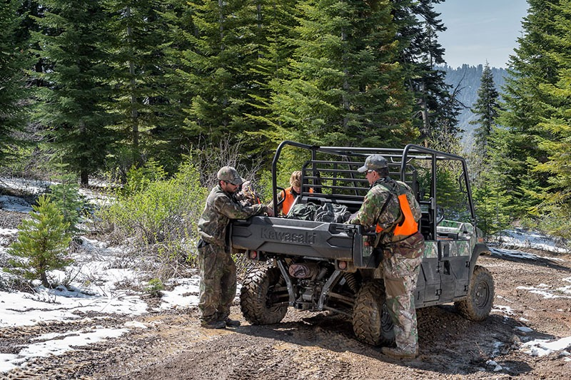 2019 Kawasaki Mule PRO-FXT EPS Camo in San Francisco, California - Photo 7
