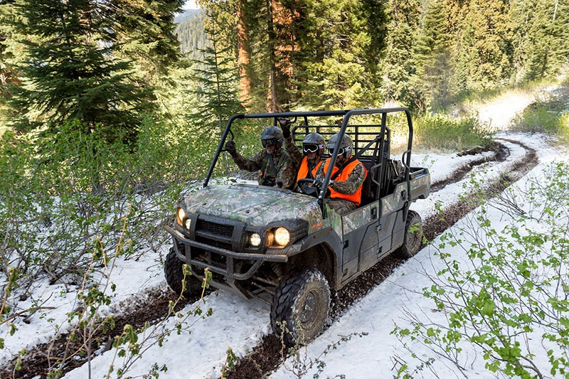 2019 Kawasaki Mule PRO-FXT EPS Camo in San Francisco, California - Photo 8