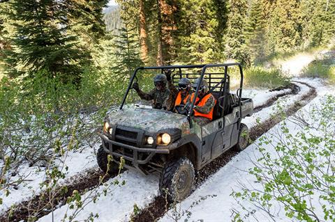 2019 Kawasaki Mule PRO-FXT EPS Camo in Gaylord, Michigan - Photo 8