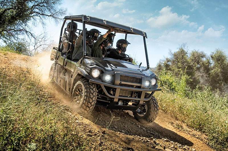 2019 Kawasaki Mule PRO-FXT EPS LE in Fairfield, Illinois