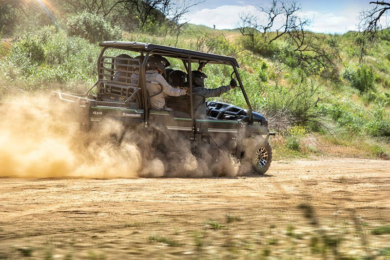 2019 Kawasaki Mule PRO-FXT EPS LE in Ukiah, California - Photo 10