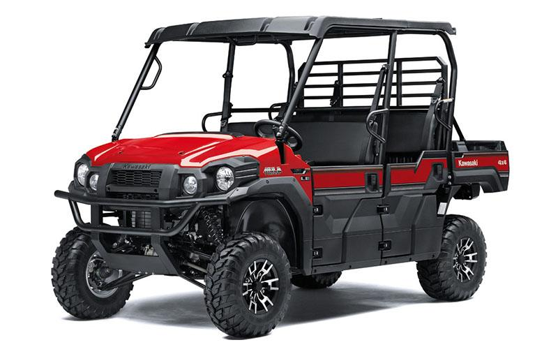 2019 Kawasaki Mule PRO-FXT EPS LE in Freeport, Illinois - Photo 3