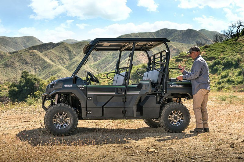 2019 Kawasaki Mule PRO-FXT EPS LE in Hicksville, New York - Photo 5