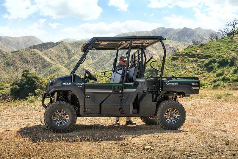 2019 Kawasaki Mule PRO-FXT EPS LE in Dimondale, Michigan