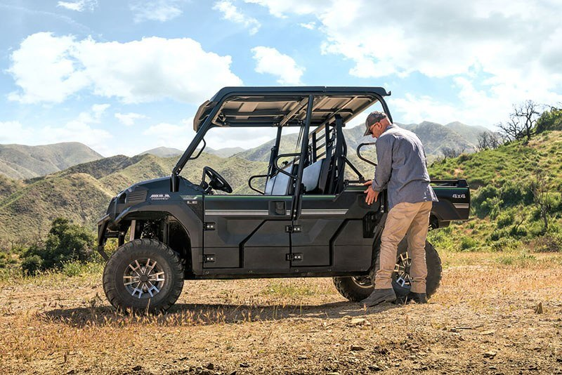 2019 Kawasaki Mule PRO-FXT EPS LE in Aulander, North Carolina