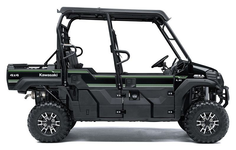 2019 Kawasaki Mule PRO-FXT EPS LE in Hillsboro, Wisconsin - Photo 1