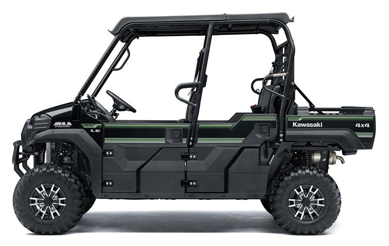 2019 Kawasaki Mule PRO-FXT EPS LE in Greenville, North Carolina