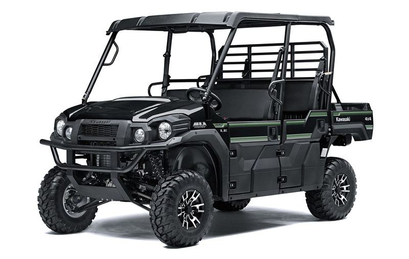 2019 Kawasaki Mule PRO-FXT EPS LE in Hillsboro, Wisconsin - Photo 3