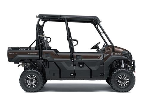 2019 Kawasaki Mule PRO-FXT Ranch Edition in Gaylord, Michigan