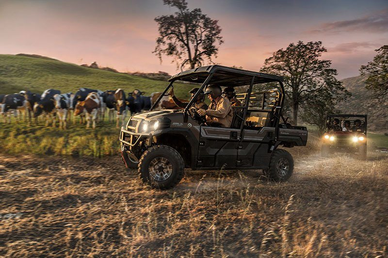 2019 Kawasaki Mule PRO-FXT Ranch Edition in Brunswick, Georgia