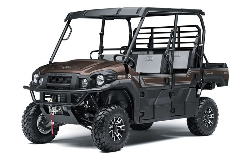 2019 Kawasaki Mule PRO-FXT Ranch Edition in Mount Pleasant, Michigan - Photo 3