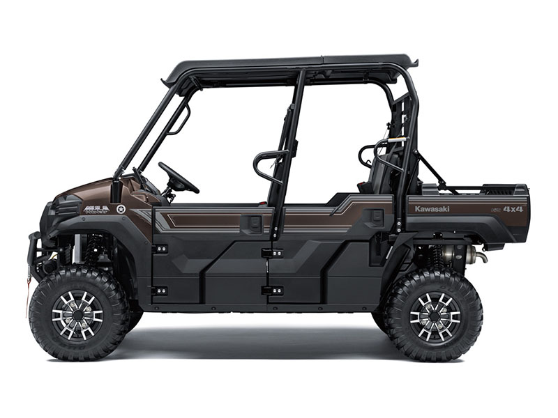 2019 Kawasaki Mule PRO-FXT™ Ranch Edition in Freeport, Illinois
