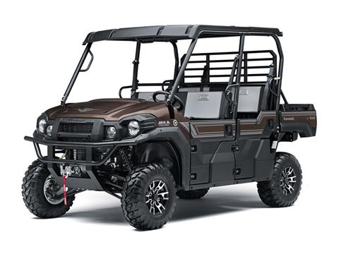 2019 Kawasaki Mule PRO-FXT™ Ranch Edition in Dimondale, Michigan