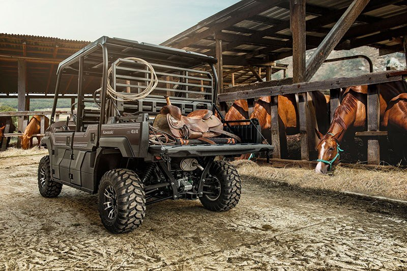 2019 Kawasaki Mule PRO-FXT Ranch Edition in Bolivar, Missouri - Photo 4