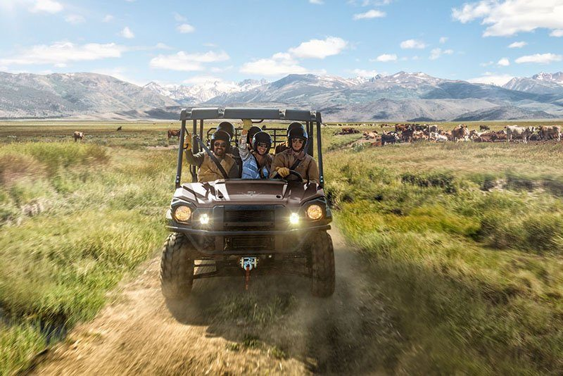 2019 Kawasaki Mule PRO-FXT™ Ranch Edition in Mount Vernon, Ohio