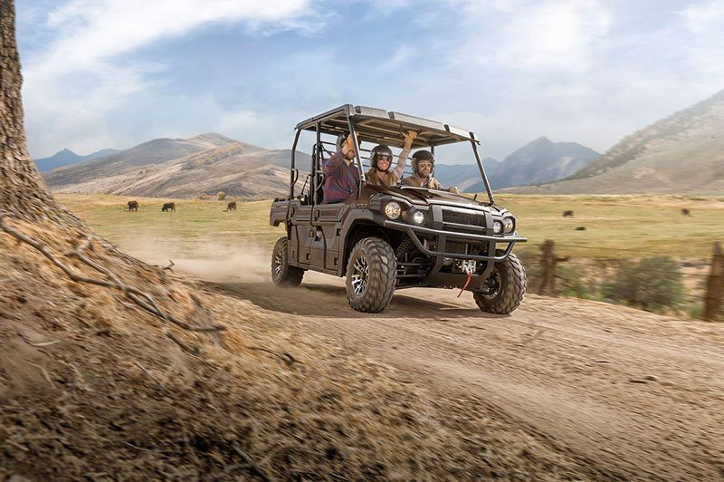 2019 Kawasaki Mule PRO-FXT Ranch Edition in Hicksville, New York