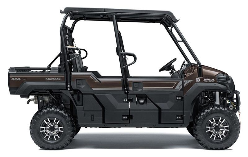 2019 Kawasaki Mule PRO-FXT Ranch Edition in Evanston, Wyoming