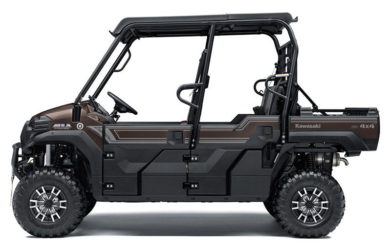 2019 Kawasaki Mule PRO-FXT Ranch Edition in Redding, California