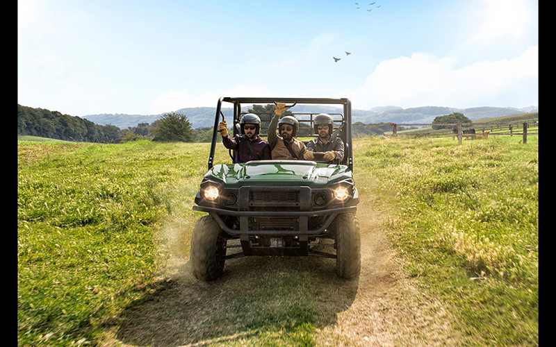 2019 Kawasaki Mule PRO-FX EPS in Greenville, South Carolina