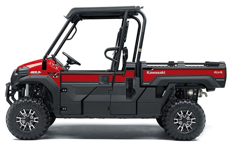 2019 Kawasaki Mule PRO-FX EPS LE in Fairview, Utah - Photo 2