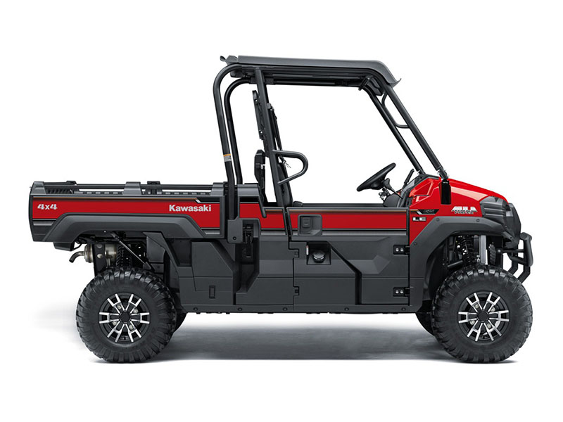 2019 Kawasaki Mule PRO-FX EPS LE in Highland, Illinois