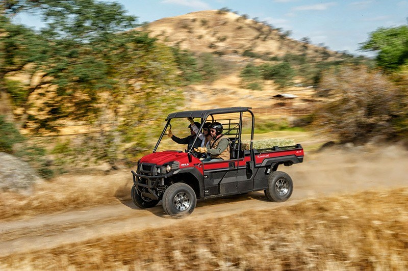 2019 Kawasaki Mule PRO-FX EPS LE in Winterset, Iowa - Photo 8