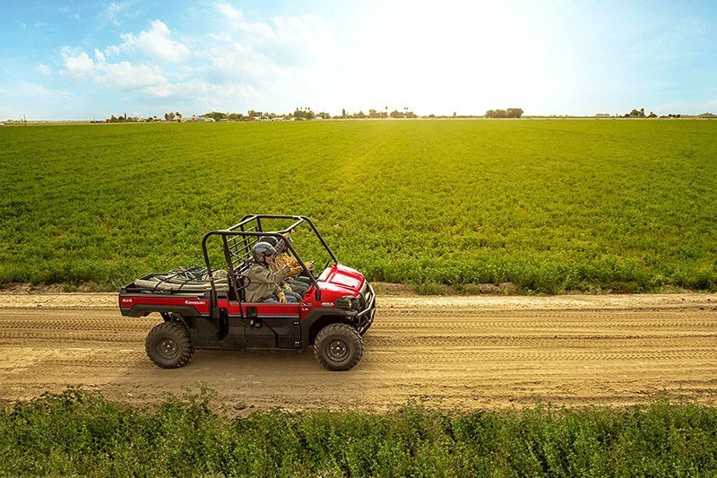 2019 Kawasaki Mule PRO-FX EPS LE in Watseka, Illinois - Photo 4