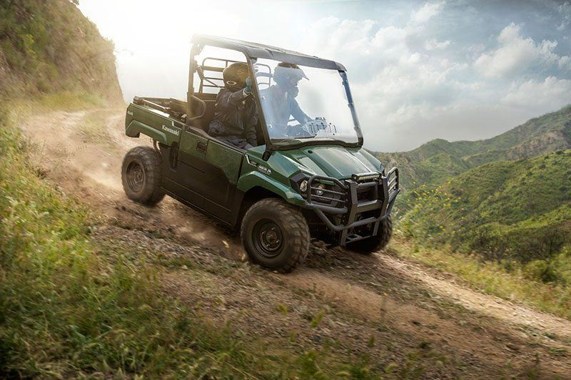 2019 Kawasaki Mule PRO-MX EPS in Fairview, Utah - Photo 7