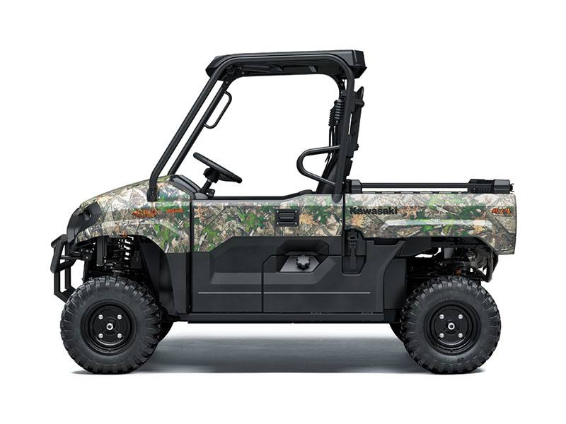 2019 Kawasaki Mule PRO-MX EPS Camo in Sacramento, California - Photo 2