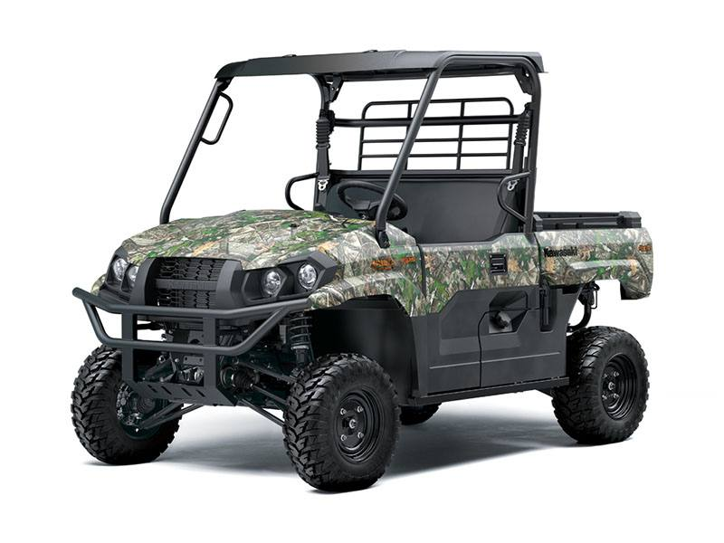 2019 Kawasaki Mule PRO-MX EPS Camo in Sacramento, California - Photo 3
