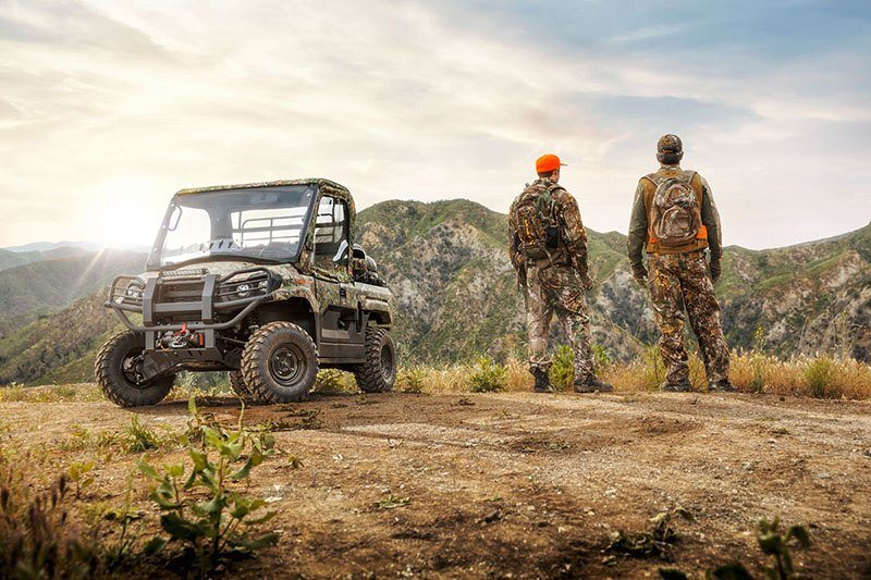 2019 Kawasaki Mule PRO-MX EPS Camo in Hollister, California - Photo 4