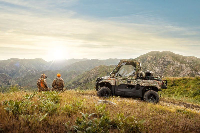 2019 Kawasaki Mule PRO-MX EPS Camo in Santa Clara, California - Photo 5