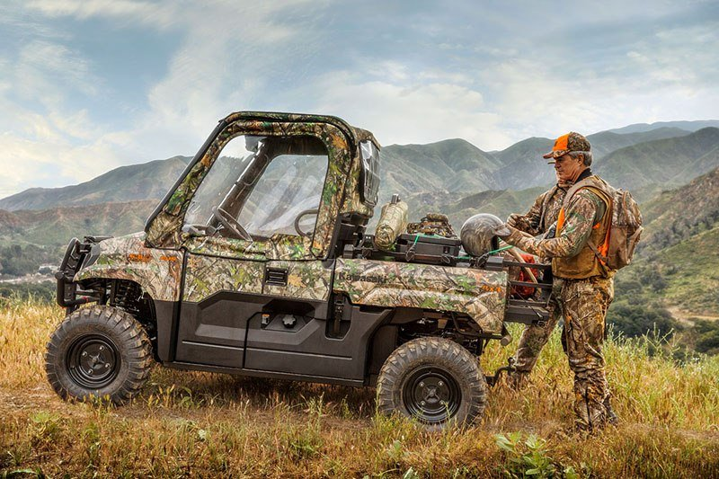 2019 Kawasaki Mule PRO-MX EPS Camo in Garden City, Kansas