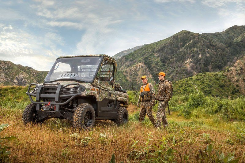 2019 Kawasaki Mule PRO-MX EPS Camo in Kerrville, Texas - Photo 7