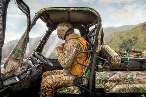 2019 Kawasaki Mule PRO-MX EPS Camo in Redding, California - Photo 8