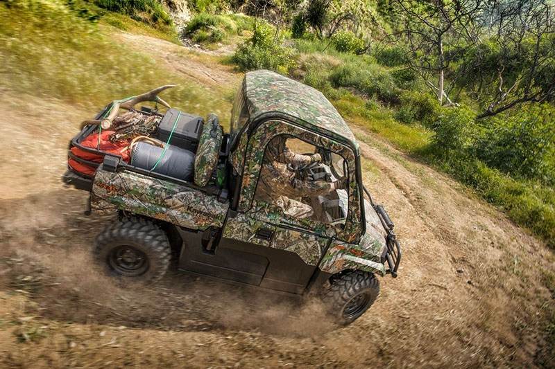 2019 Kawasaki Mule PRO-MX EPS Camo in Sacramento, California - Photo 10