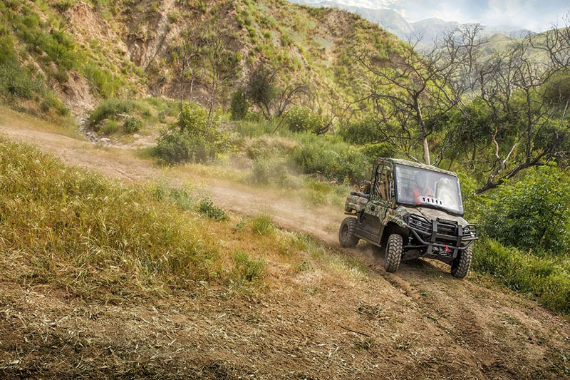 2019 Kawasaki Mule PRO-MX EPS Camo in Santa Clara, California - Photo 11